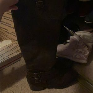 ALMOST NEW CONDITION BOOTS